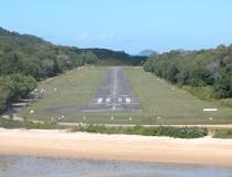 Аэропорт Данк Айленд