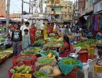 Рынок в Удайпуре