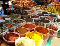 Рынок в Мапусе