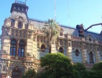 Здание Аргентинских Вод  в Буэнос-Айресе