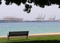 Морской порт Корфаккана