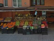 Овощной рынок в Новом Несебре