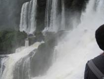 Водопад Адам и Ева