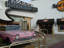 Hard Rock Cafe в Хургаде