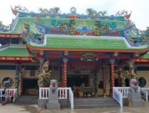 Китайский храм Jui Tui