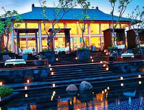 Ресторан Kayuputi at St. Regis Bali Resort