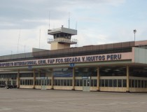 Аэропорт Коронел Франциско Секада Вигне
