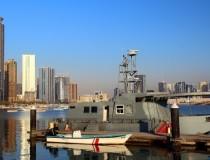 Пост морской полиции Шарджи