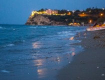 Пляж в Циливи