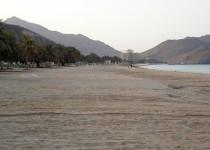 Пляжи Хор-Факкана
