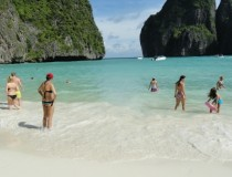 Пляж острова Пхи-Пхи