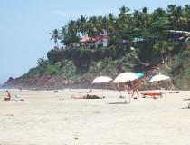 Пляж Варкала