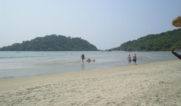 Пляж Палолем: описание, фото, контакты, гиды, экскурсии