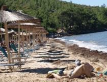Пляж Пахис на Тасосе