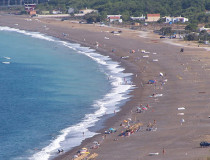 Пляж Agia Anna