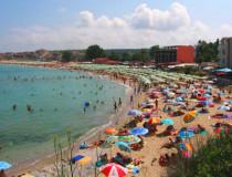 Центральный пляж Созополя