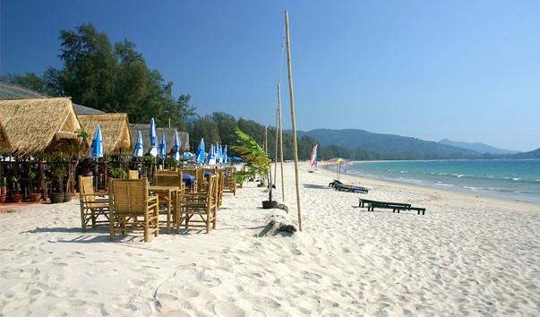 пляж банг-тао фото