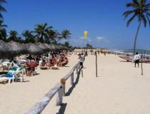 Пляж Cumbuco