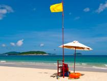 Пляж Ялун-бей