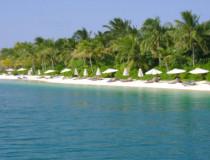 Пляж острова Конрад Рангали