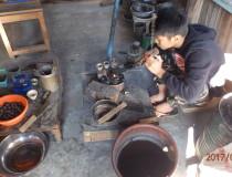 Мастерская по изготовлению серебряных украшений и магазин