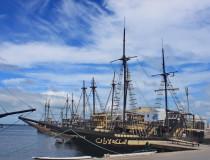 Морской порт в Хумт-Сук