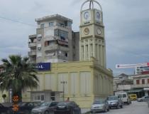 Часовая башня во Влере