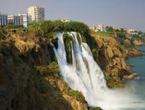 Нижний водопад Дюден