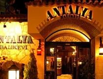 Ресторан Antalya Balık Evi