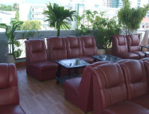 Ресторан Ha Van A Rooftop Lounge