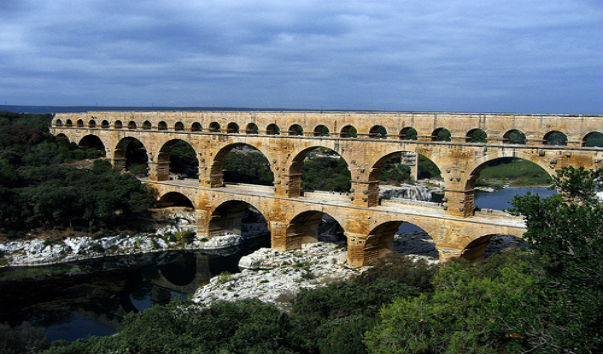 Картинки по запросу гарский мост