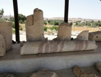 Древний город Тамассос