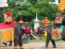 Зоопарк Samphran Elephant Ground