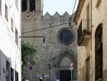 Приходская церковь и старинный дворец  вице-герцогов Кабреры