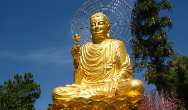 Бронзовая статуя Будды Шакьямуни: описание, фото, контакты, гиды, экскурсии
