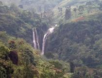 Водопад Курунду