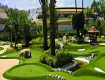 Клуб приключенческого мини-гольфа в Пхукете