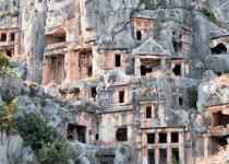 Древний город Демре-Мира