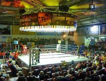 Тренажёрный зал-стадион по тайскому боксу в Патонге
