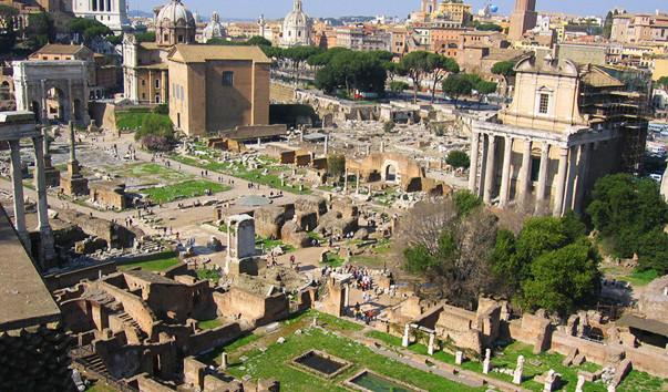 Форум Цезаря: описание, фото, контакты, гиды, экскурсии
