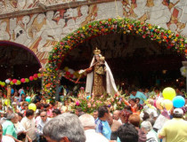 Фестиваль Нуэстра-Сеньора-де-ла-Пас в Сан-Мигеле