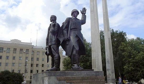 Памятник героическим защитникам тулы купить памятник из гранита в новосибирске