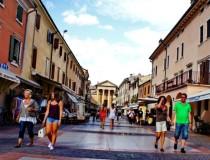 Площадь Piazza Matteotti