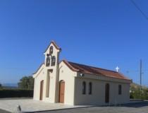 Церковь Святой Екатерины в посёлке Амниссос