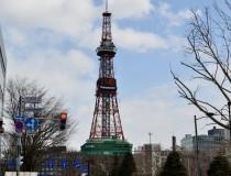 Телевизионная башня Саппоро