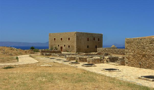 Фортеция Ретимнона: описание, фото, контакты, гиды, экскурсии