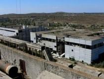 Недостроенная атомная элекростанция Крымская