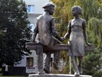 Памятник Несовершеннолетним труженикам тыла