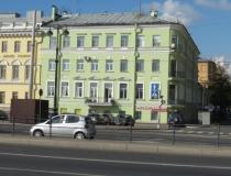 Здание бывшего Правления 1-го округа путей сообщения