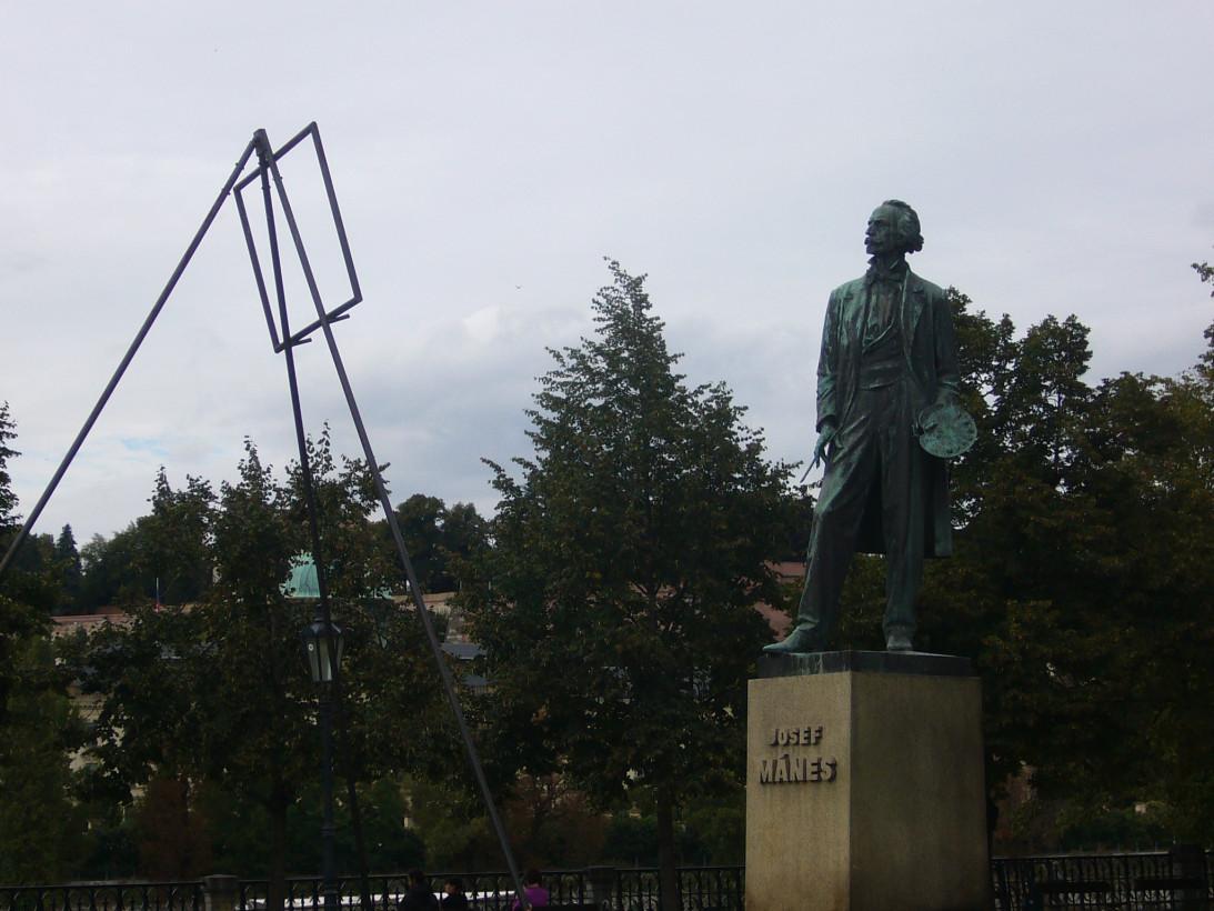 Памятник Йозефу Мансу